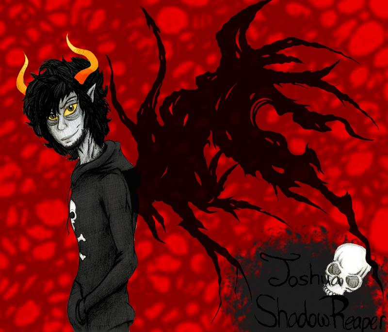 Shadow Reaper by SavannaEGoth