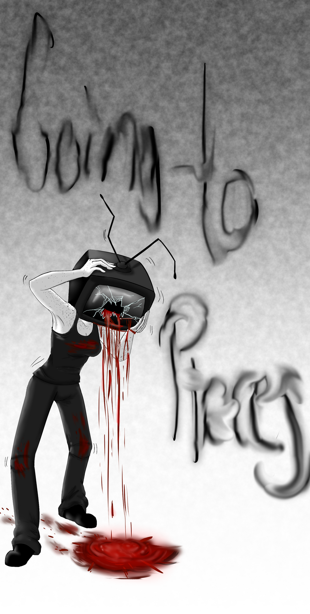 Going to Pieces by SavannaEGoth