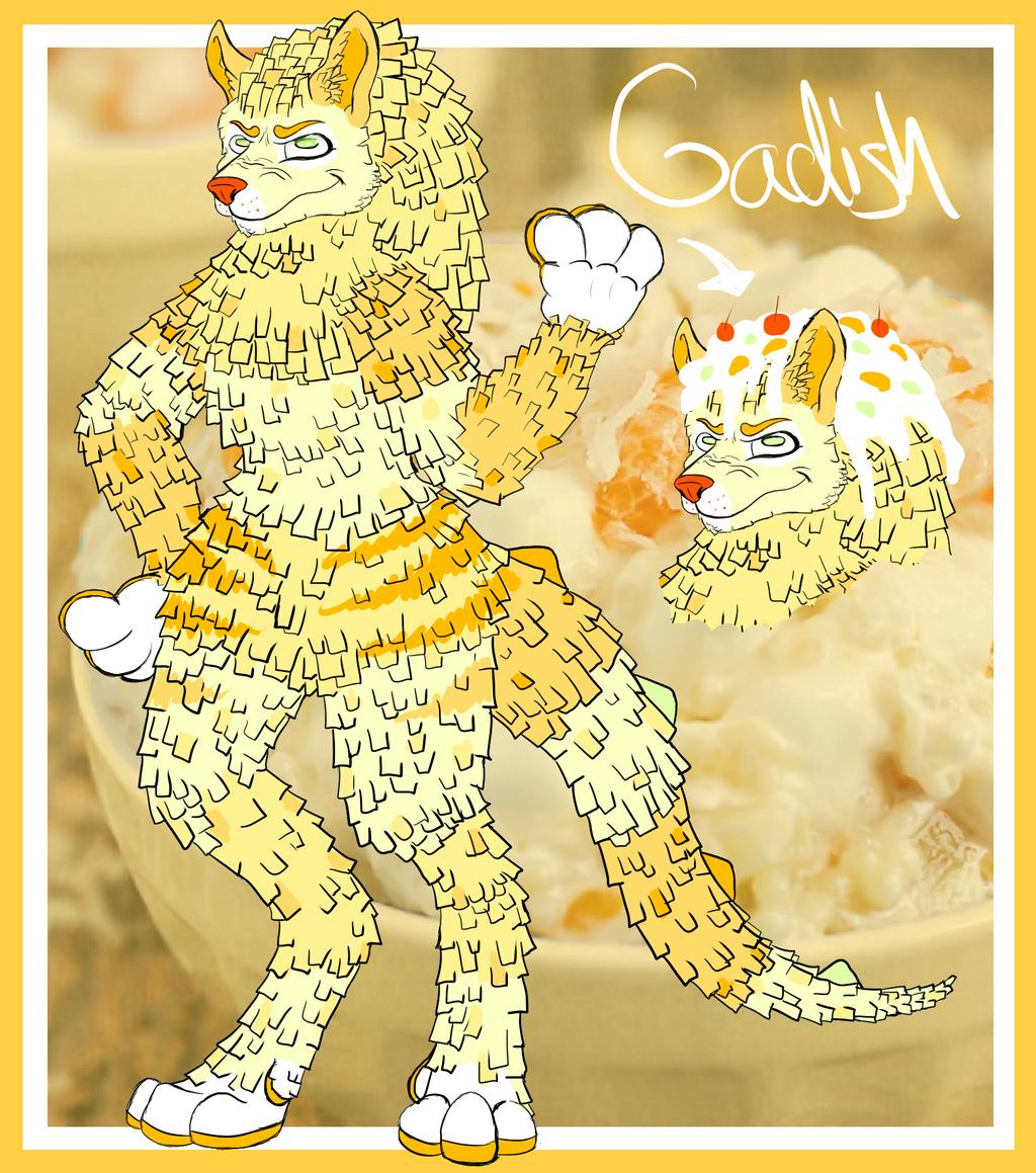 MYO Kandiroo - Gadish by SavannaEGoth