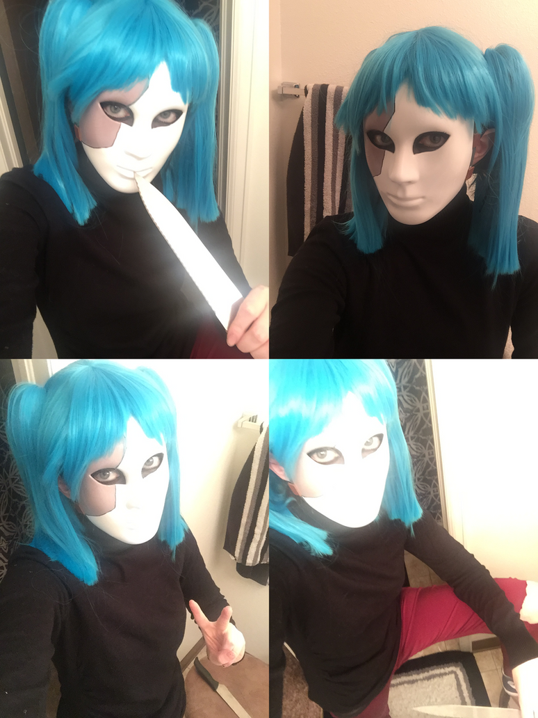 Sally Face Cosplay Photodump 2 (VIDEO) by SavannaEGoth