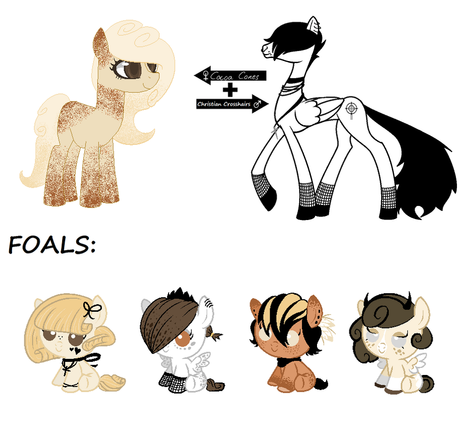CC Foals for J-ayne - CLOSED by SavannaEGoth