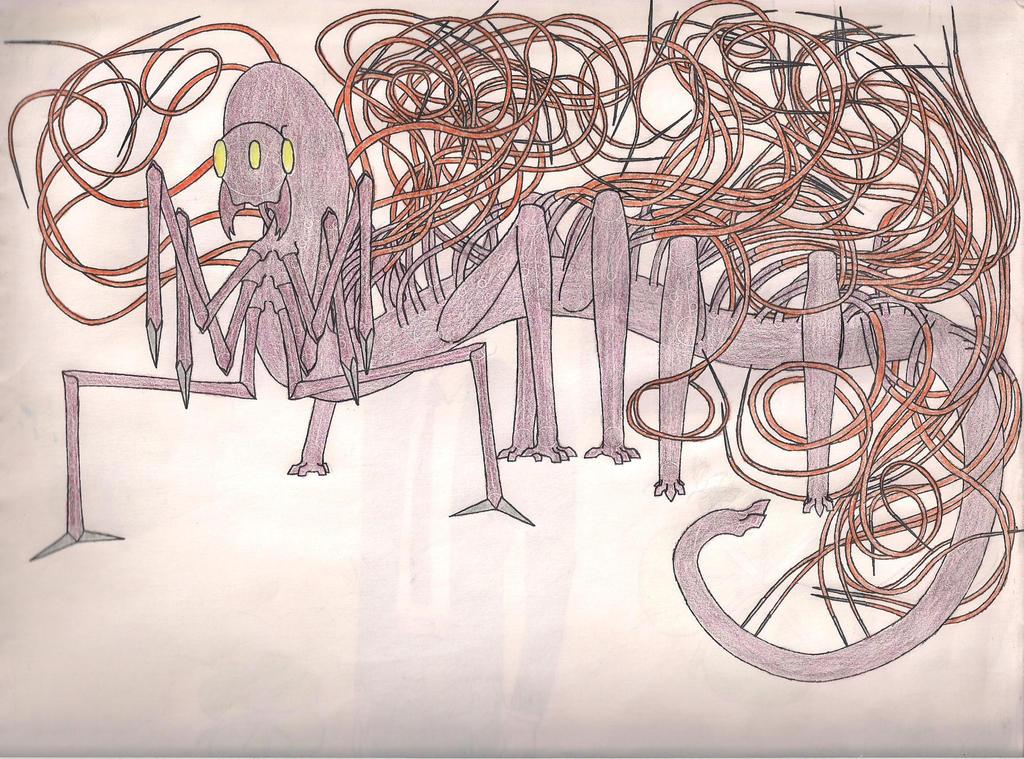 EVO Caterpillar by DRAGONLOVER101040