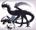 RHG Dragon: Fordz by DRAGONLOVER101040