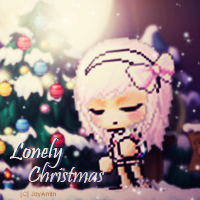 Lonely Christmas by JayAmIn