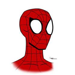 Spiderman Tutorial Drawing