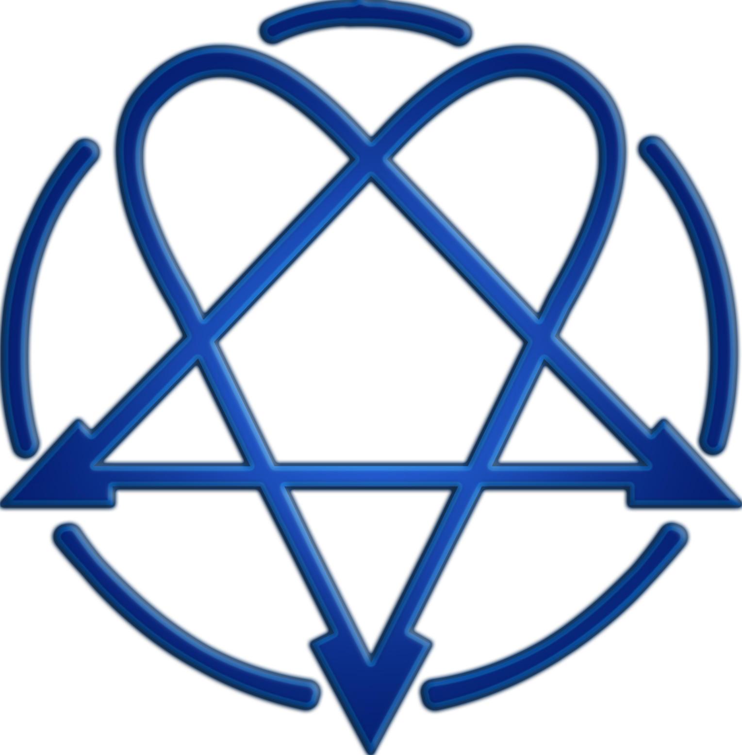 Heartagram 2 by Talon999 on DeviantArt: talon999.deviantart.com/art/heartagram-2-35625600