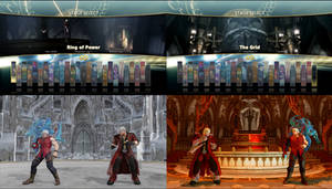 SFVAE DMC4 character and stage mod pack