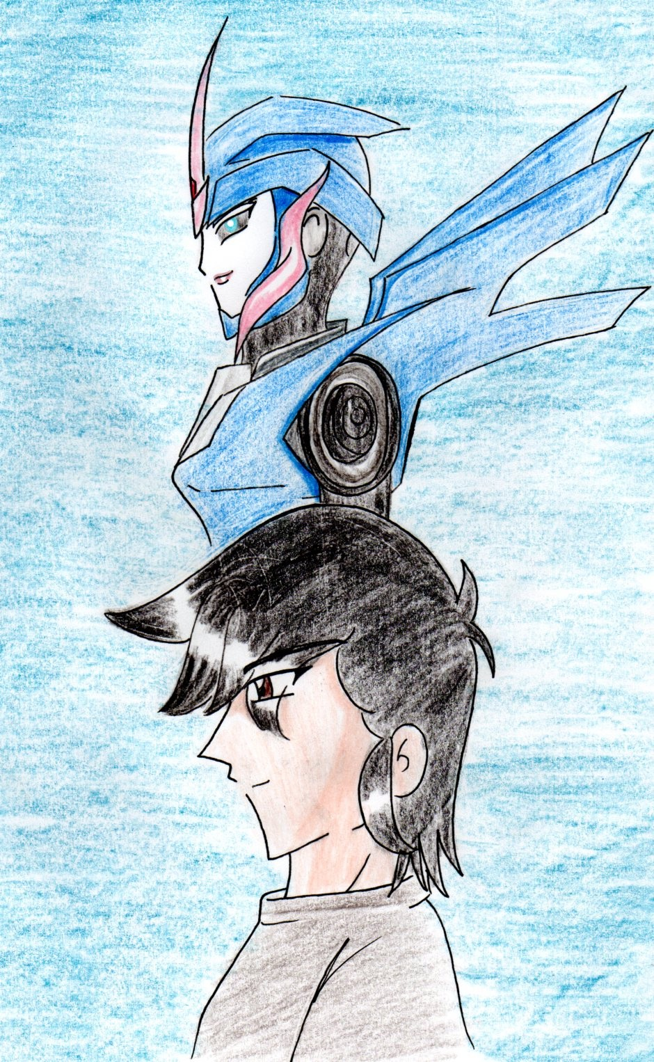 Jack And Arcee Love Fanfiction