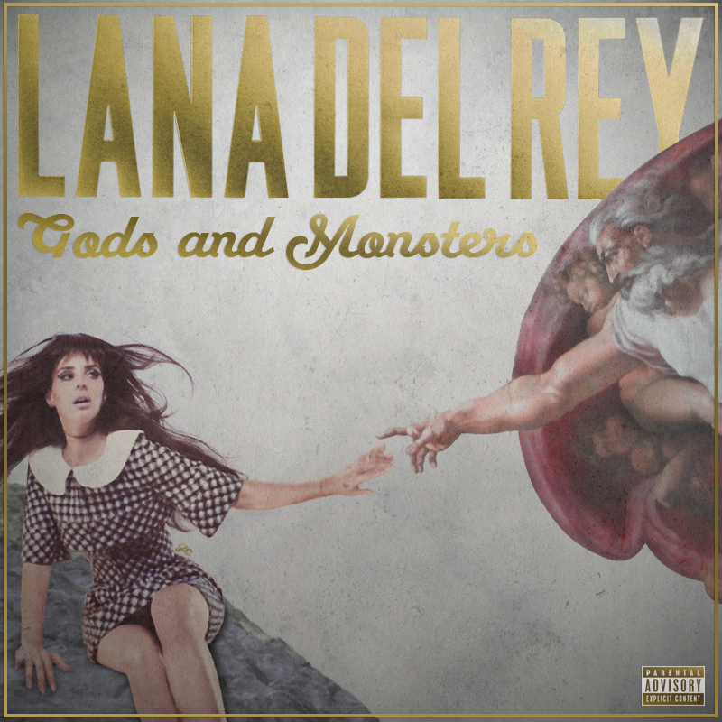 lana del rey gods and monsters free download