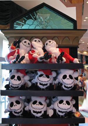 Disney Halloween 2007 5 by WDWParksGal-Stock