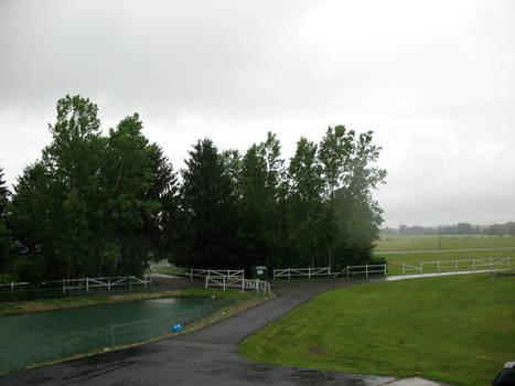 Storm Stock BT Golf Course 17