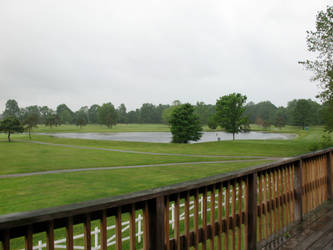 Storm Stock BT Golf Course 13 by WDWParksGal-Stock