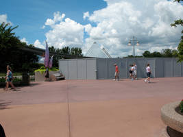 Disney World Clouds + Stuff 26
