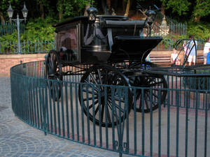 Hearse Haunted Mansion 2 by WDWParksGal-Stock