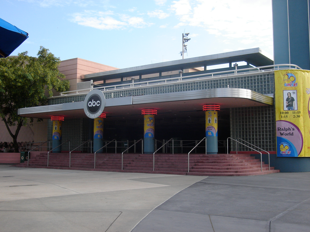 ABC Studios - Hollywood St WDW by WDWParksGal-Stock