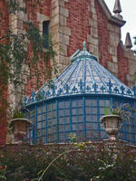 Haunted Mansion Close-up 2 by WDWParksGal-Stock
