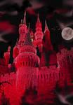 Castle Fantasy BKG 5 - red