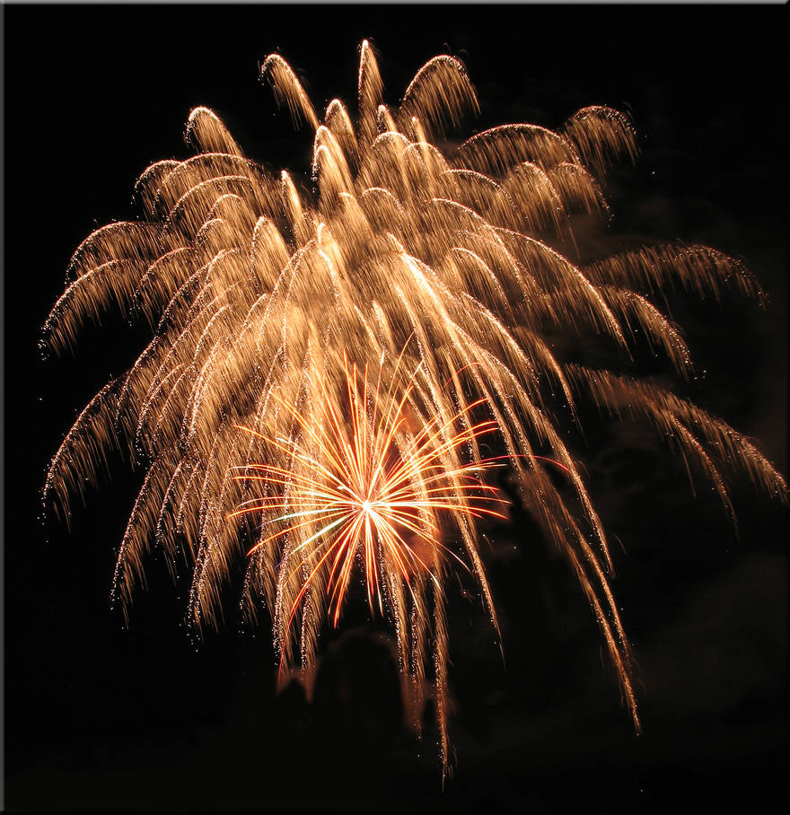 Canfield Fireworks 2009 12