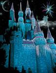 Cinderella's Castle Christmas