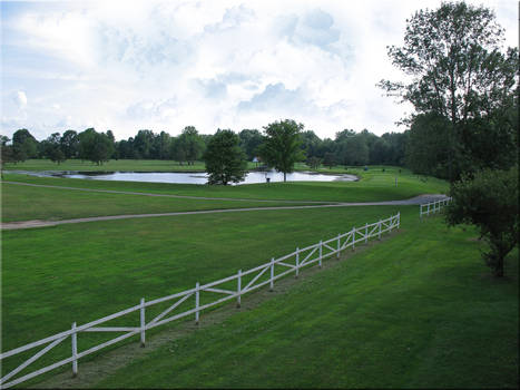 View of Number Six + Pond 2