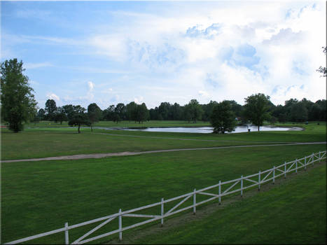 View of Number Six + Pond 1