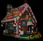 Merry Christmas 2009 by WDWParksGal-Stock