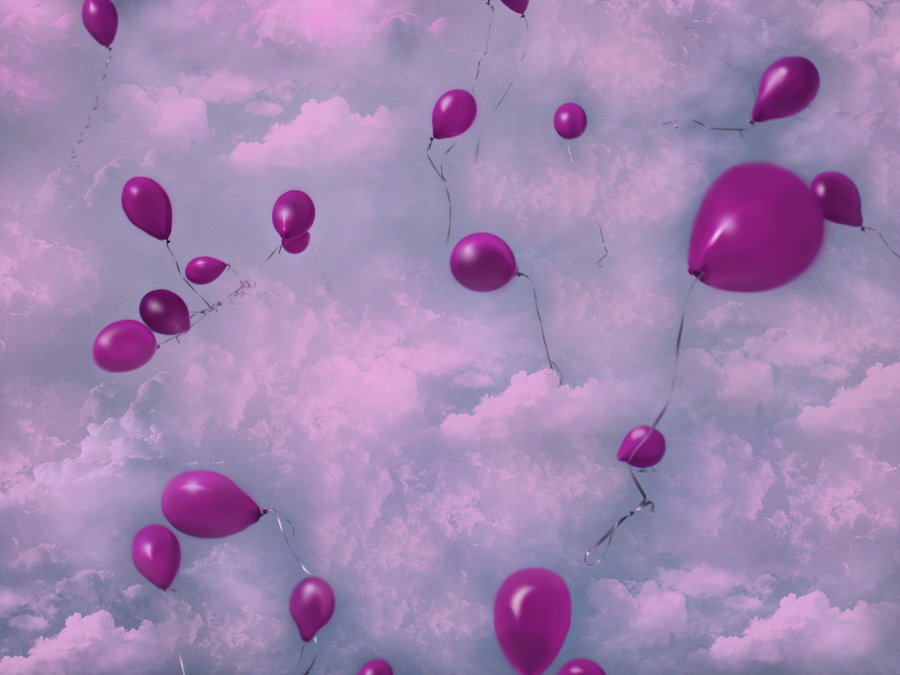 Balloon Stock Wallpaper By WDWParksGal
