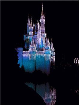 Pretty Castle Reflection