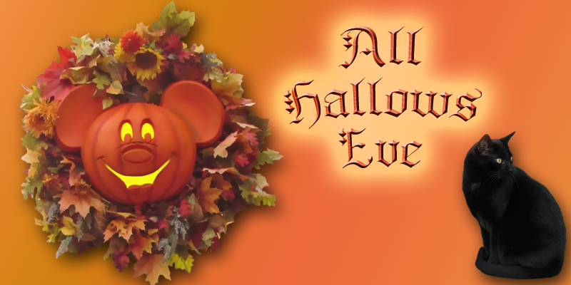 Halloween Banner by WDWParksGal-Stock