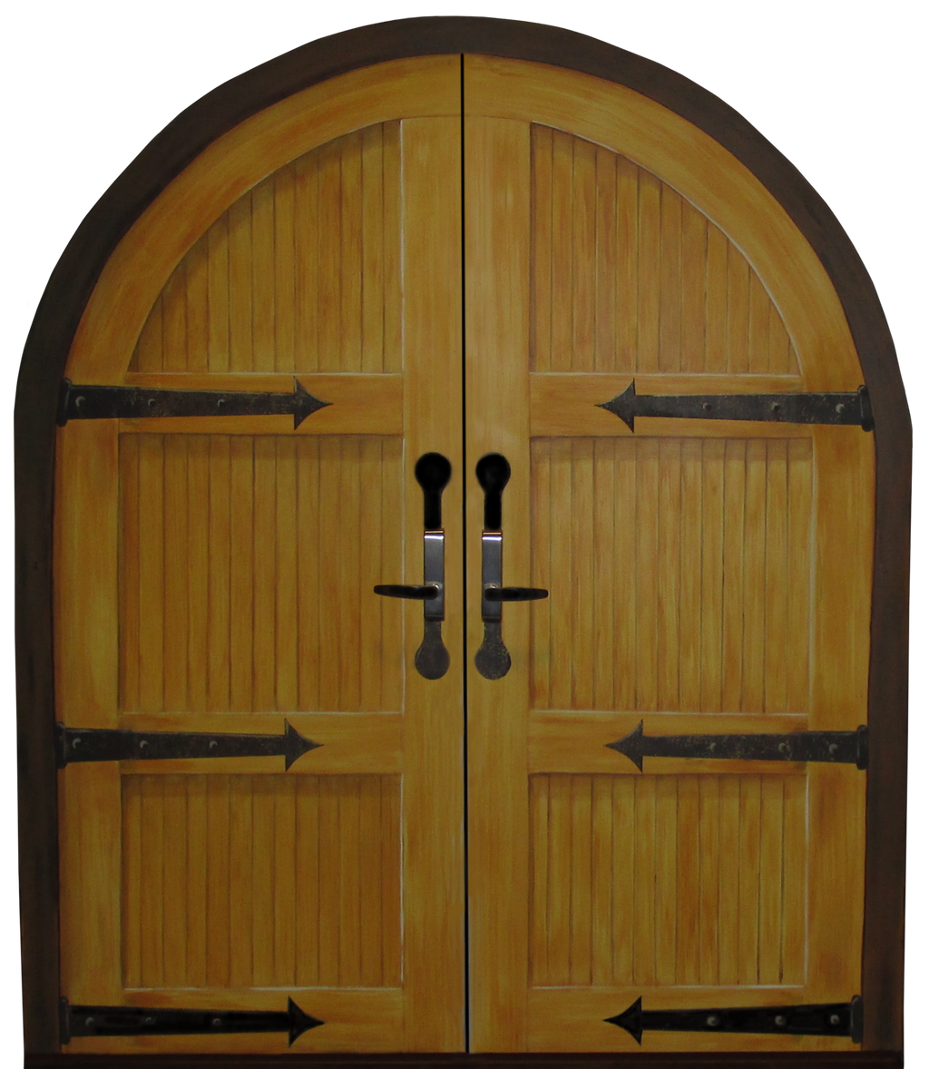 1178 #704A14 Double Arched Doors By WDWParksGal Stock On DeviantArt pic Arched Double Front Doors 42711024