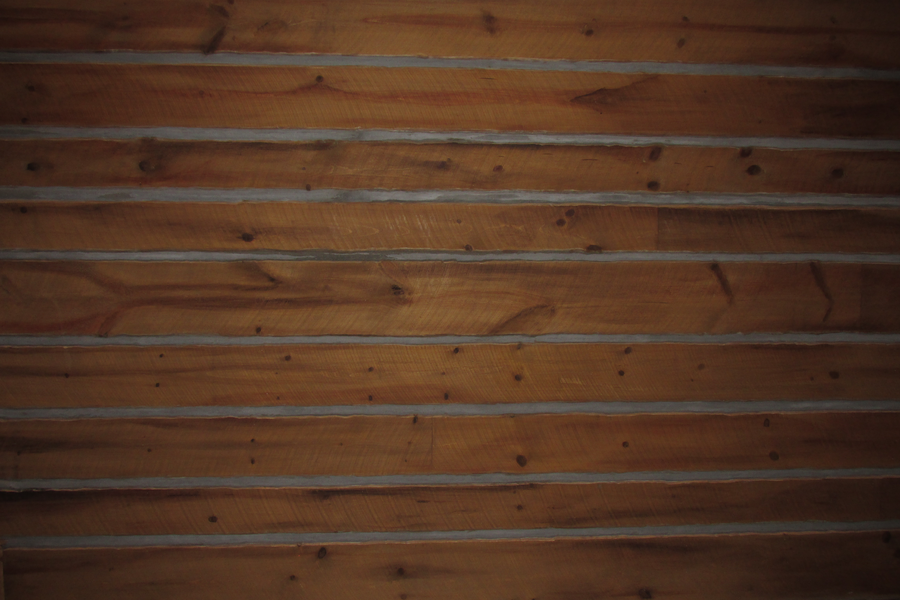 Log Cabin Wood Siding