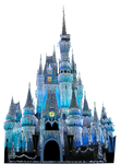 Fantasy Castle exc by WDWParksGal-Stock
