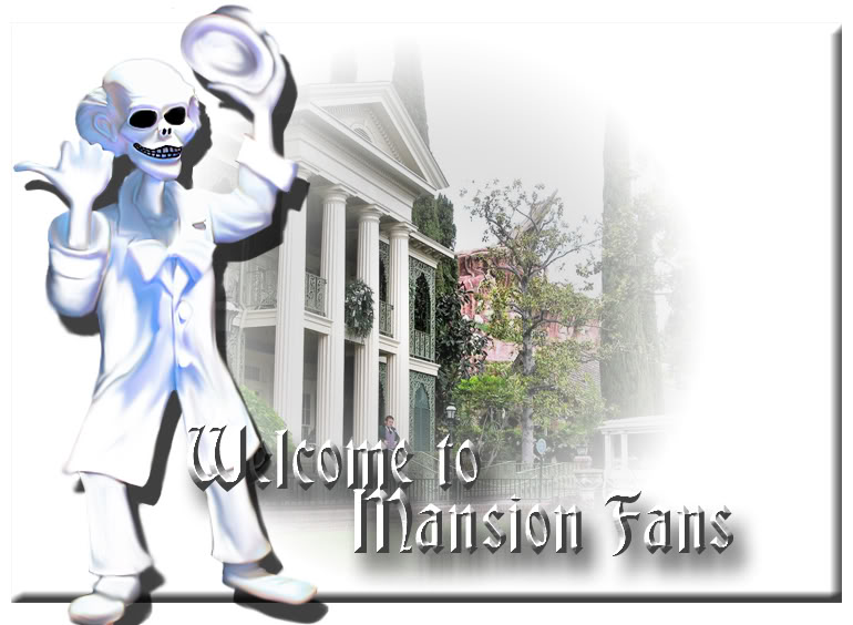 WelcomeBannerMansionFans by WDWParksGal-Stock