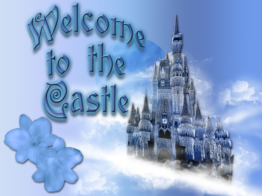 Welcome to the Castle Header Resized by WDWParksGal-Stock