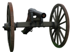 Civil War Canon Clear-Cut