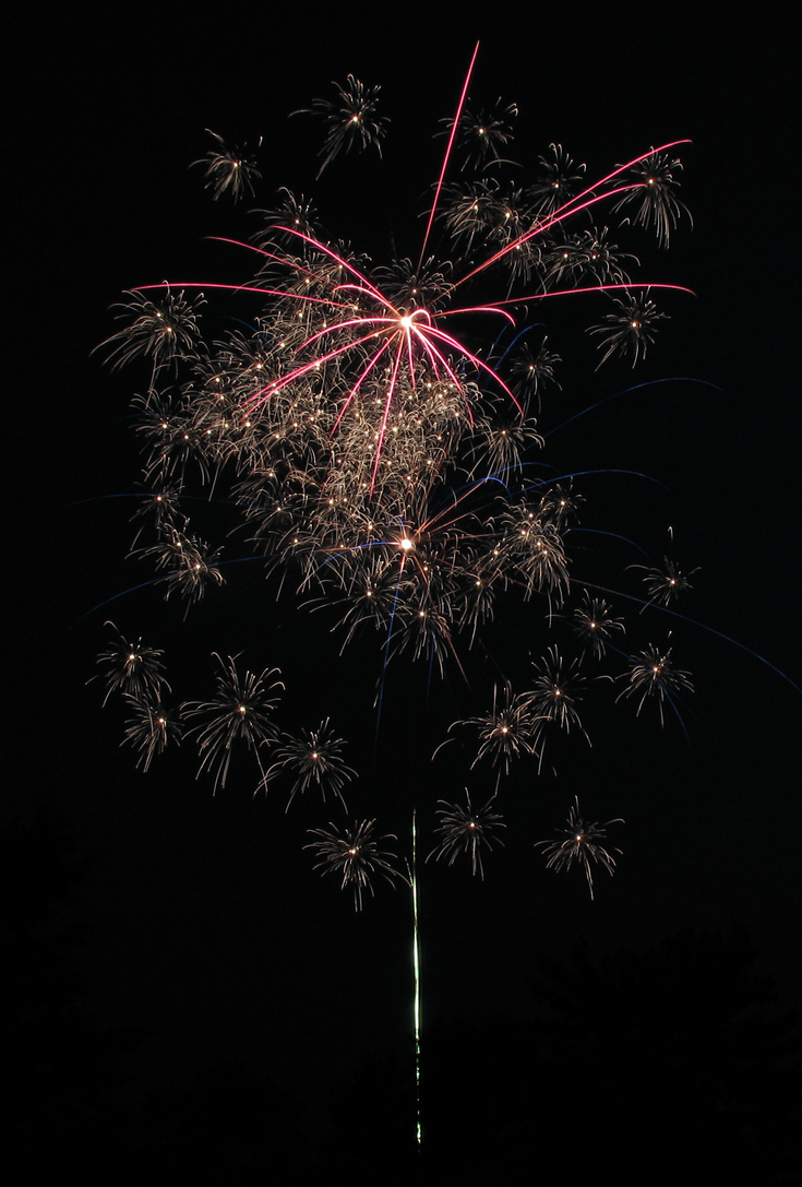 Firework Image 0564 by WDWParksGal-Stock