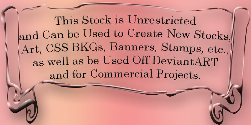 Unrestricted Stock Banner