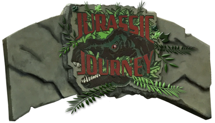Jurassic Journey Banner Version 2 IMG 1938 by WDWParksGal-Stock