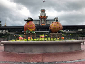 A Disney Halloween IMG 2945 by WDWParksGal-Stock
