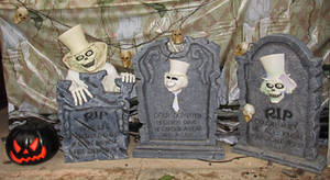 Halloween Decor IMG 2148 by WDWParksGal-Stock