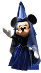 A Minnie as Princess IMG 0020 by WDWParksGal-Stock