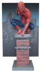 A Spiderman Statue IMG 2282 by WDWParksGal-Stock