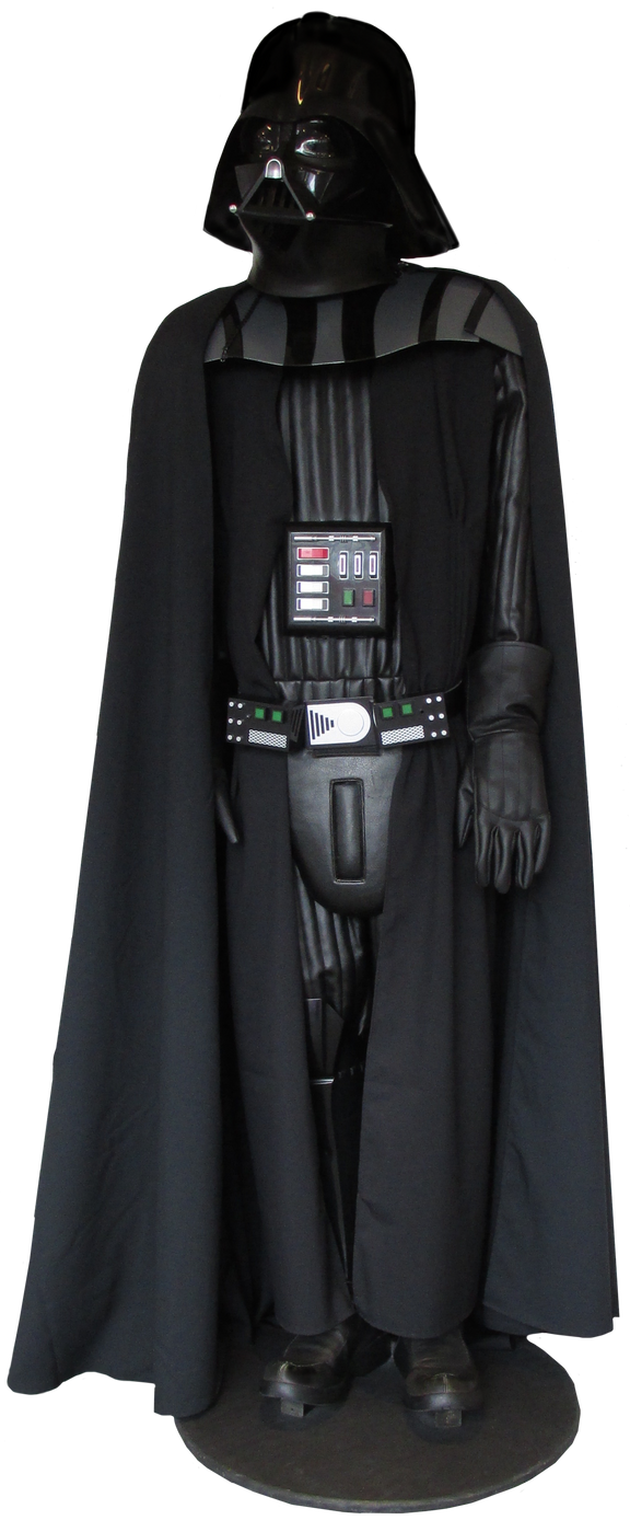 Darth Vader IMG 2286 by WDWParksGal-Stock