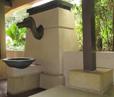 Dino Fountain IMG 1607