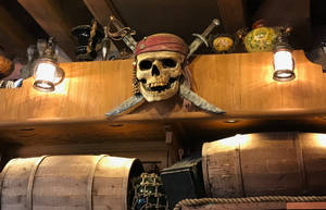 A Pirate Skull and Crossbones IMG 2881