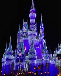 Cinderella Castle IMG 5056 by WDWParksGal-Stock
