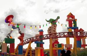 Toy Story Land IMG 4540