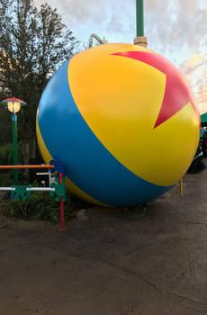 Pixar Ball IMG 4514