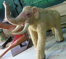 Prehistoric Elephant IMG 4199