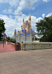 Cinderella Castle side view IMG 1566